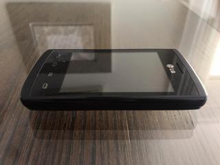 Smartphone Lg Optimus L1ii Preto Lg-e410f