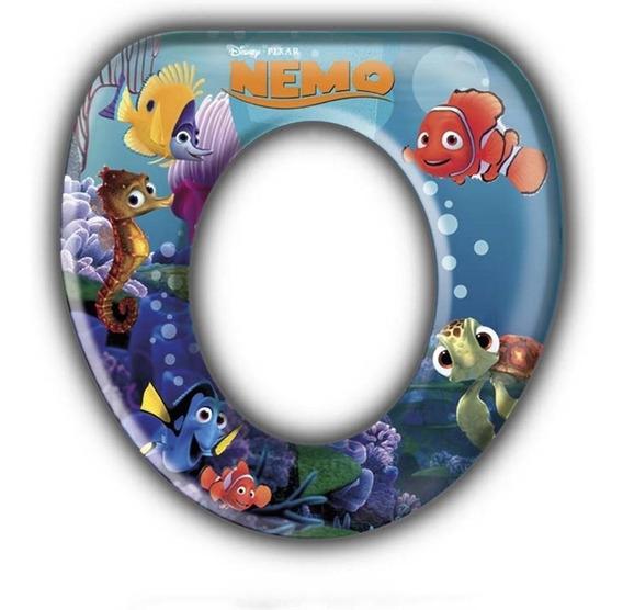 Adaptador Infantil Para Vaso Sanitário Procurando Nemo Gedex