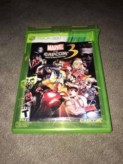 Marvel Vs Capcom 3 Para Xbox 360!!! -new-