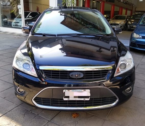 Ford Focus Ii 1.8 Tdci Ghia Mt 2010