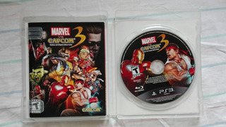 Marvel Vs Capcom 3 Fate Of Two Worlds Ps3 En Cosmo-games