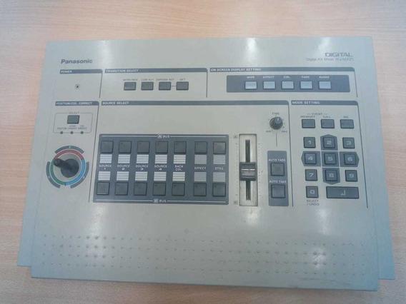 Mixer Video Panasonic Digital Av Mixer Wj-mx20 Made In Japón