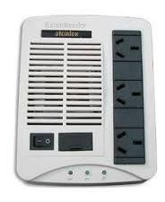 Estabilizador De Tension 500va P/internet H500@ Atomlux