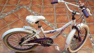 Bicicleta Raleigh Rodado 20 Nenas