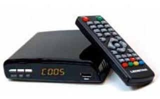 Sintonizador De Tv Digital