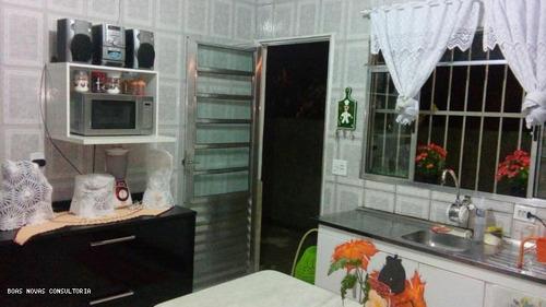 Casa Para Venda Em Itaquaquecetuba, Jardim Amaral, 2 Dormitórios, 1 Banheiro, 2 Vagas - 000572_1-749083