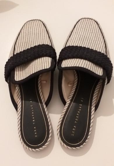 Zapatos Mujer Zara Talle 41 Sin Usar