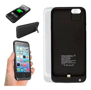 Capa Carregadora iPhone 6 Plus Power Bank Bateria Externa