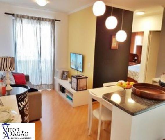 10597 - Apartamento 2 Dorms, Carandiru - São Paulo/sp - 10597