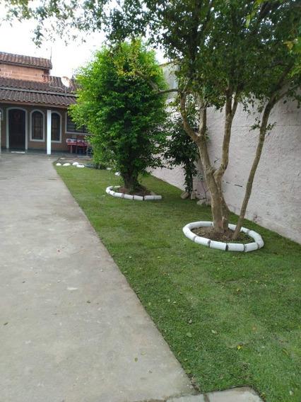 Aluguel Definitivo Linda Casa Com 3 Quartos, 2 Banheiros.