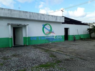 Prédio Comercial Muito Bem Localizado, Situado Na Pista Local Da Br 101, Frente Para Rua Movimentada De Retorno Para Br 101, Ip - Ga0010