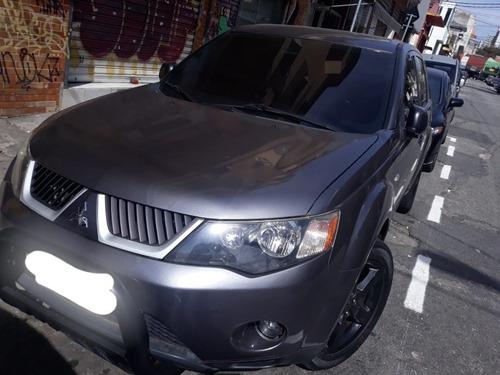 Imagem 1 de 9 de Mitsubishi Outlander 2008 3.0 5p