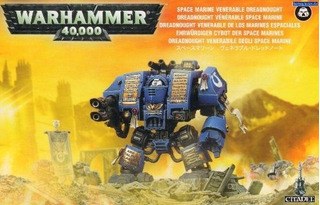 Juegos Taller Space Marines: Venerable Dreadnought