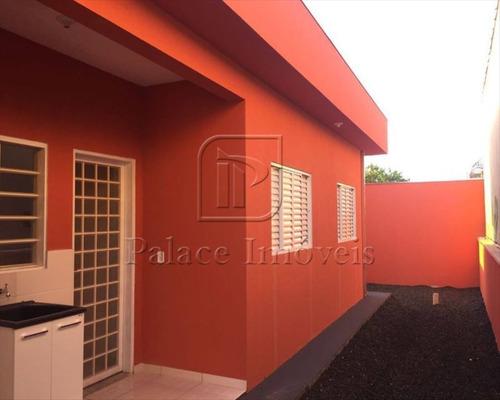 Casa À Venda, 2 Quartos, 2 Vagas, Jardim Pedra Branca - Ribeirão Preto/sp - 1138