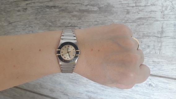 Relógio Omega Constallation Feminino Quartz