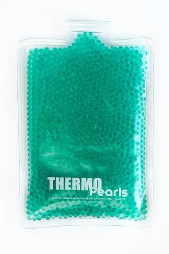 Imagen 1 de 10 de Compresa Mediana De Gel En Perlas Uso Frio Thermogel Pearls