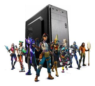 Pc Gamer Intel I5 9400f 16gb 1tb Ssd 240gb + Gt730 18 Cuotas