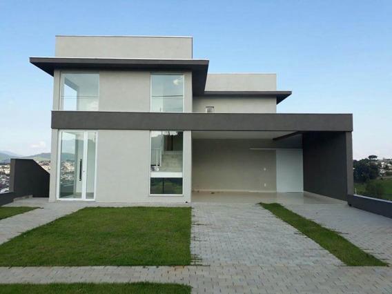 Casa Em Condomínio Para Venda Em Bragança Paulista, Villa Real De Bragança, 3 Dormitórios, 1 Suíte, 3 Banheiros, 2 Vagas - 5890