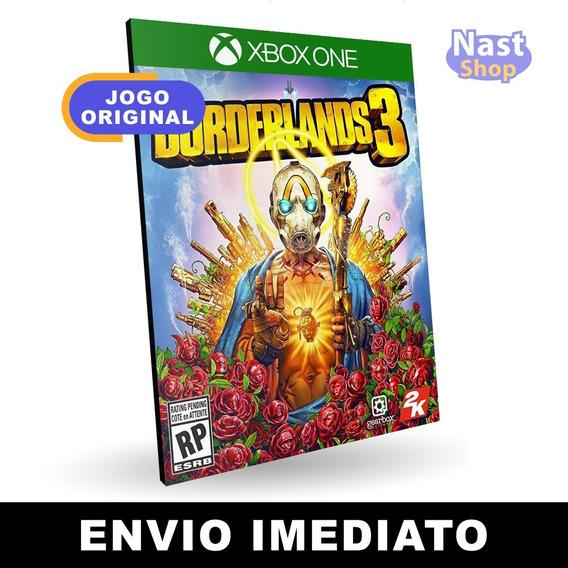 Borderlands 3 Xbox One Mídia Digital Envio Imediato