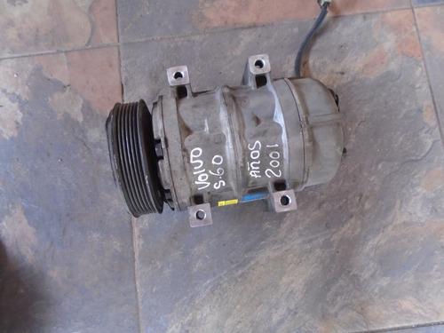 Vendo Compresor De Aire De Volvo S60, Año 2001, # 8708581