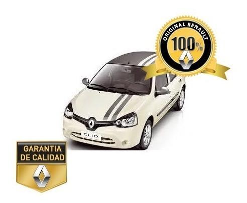 Calco Clio 2 - Renault Original Blanco