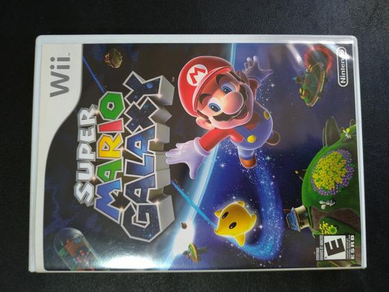 Super Mario Galaxy 1 Original Para Nintendo Wii E * Wii U