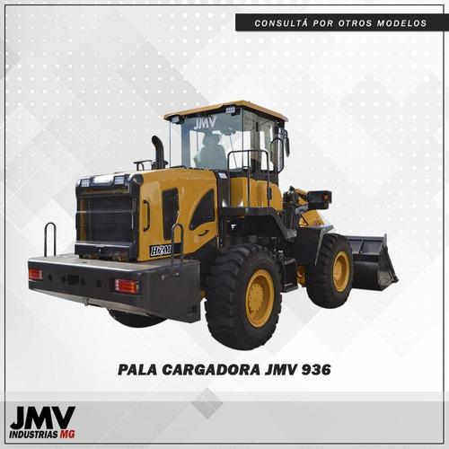 Pala Cargadora 1.8m Jmv 936 Nueva