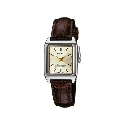Reloj Casio Mujer Negro Ltp-v007l-9eudf