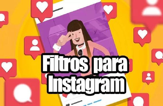 Filtros Personalizados Para Instagram - Represente Sua Marca