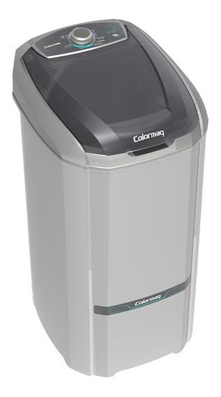 Lavadora de roupas semi-automática Colormaq LCS prata 10kg 110V