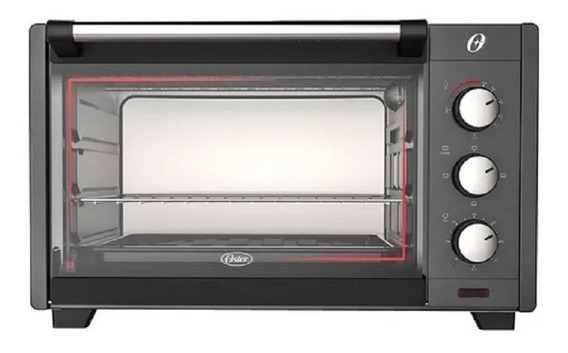 Horno Electrico Oster Tssttv7030 30 Lts 4 Funciones Cocina