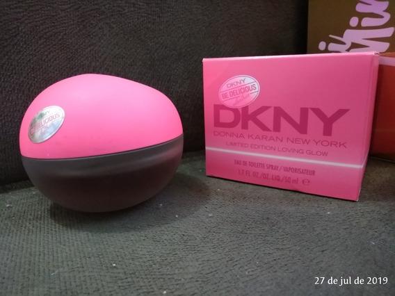 Perfume Dkny Be Delicious Electric Loving Glow Donna Karan F