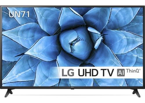 Imagen 1 de 3 de Smart Tv LG 43un7100pua 43  4k Uhd  Quad Core Hdr Ai Thinq