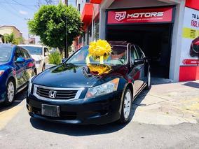 Honda Accord Ex L 4 2009