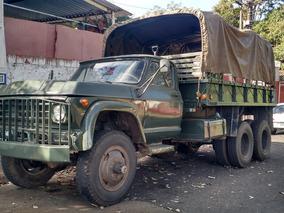 Chevrolet/gm C-65 6x6 Engesa Militar Exército