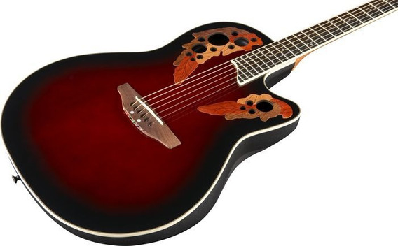 Guitarra Electroacústica Ovation Applause Ae 148Nueva