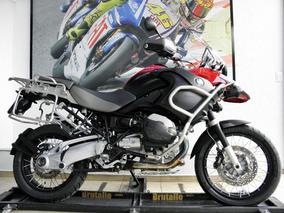 Bmw R1200gs Adventure Premium 2013 Vermelha