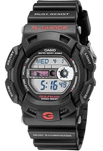 Relógio Casio G-shock G9100 1dr Gulfman Original Pta Entrega