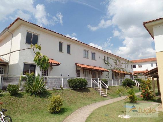 Casa Com 2 Dormitórios À Venda, 64 M² Por R$ 285.000,00 - Jardim Interlagos - Hortolândia/sp - Ca4527