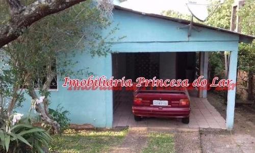Casa Com 2 Dormitórios À Venda, 200 M² Por R$ 130.009,90 - Aparecida - Alvorada/rs - Ca0951