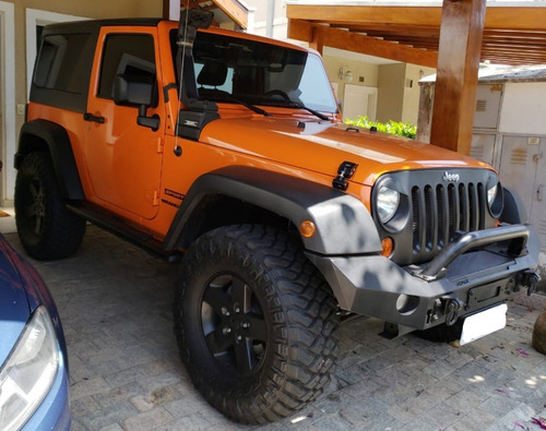Jeep Wrangler 2012 3.6 Sport Aut. 2p