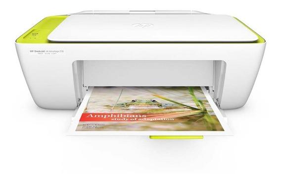 Impressora Multifuncional 2136 Jato De Tinta Color Hp