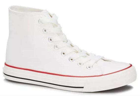 Tenis Sneaker Juvenil Hombre Luce Increible Blanco 2559544