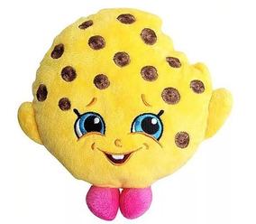 01 Pelúcia Shopkins Cookie - Kooky