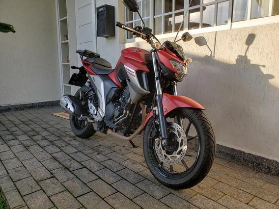 Yamaha Fz25 Fazer 250 Abs