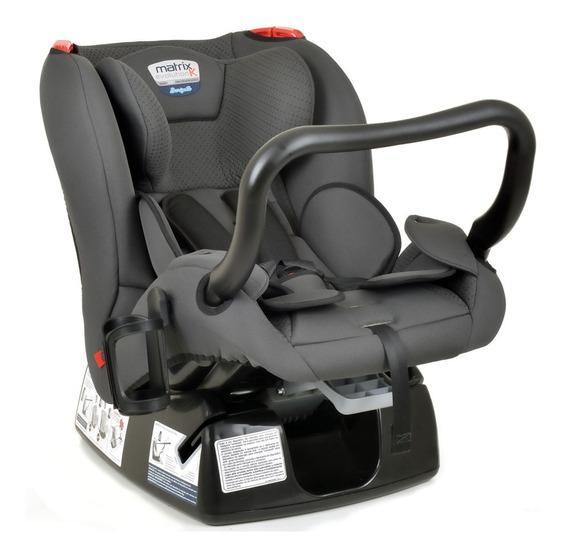 Cadeira Cadeirinha Carro Burigotto Matrix Evolution Menphis