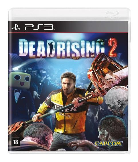 Jogo Dead Rising 2 - Ps3 - Playstation 3