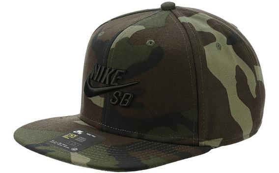 Gorra Cap Nike Sb Camuflado Icon Pro 628683-223