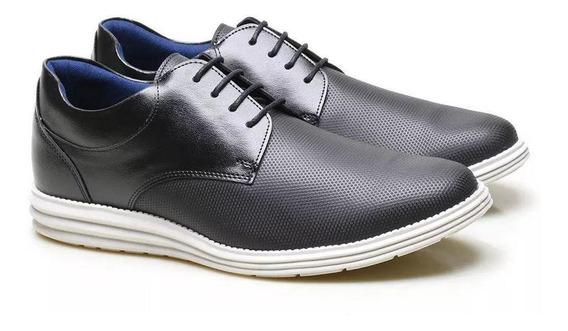 Sapato Social Versales Masculino Com Cadarço Dia A Dia