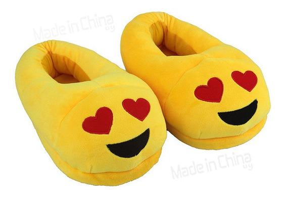 Pantuflas Emoticón Emojis Cf-2140